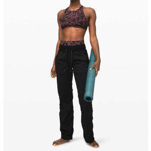 Lululemon Dance Studio Pants *unlined Black Size 4